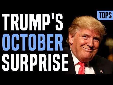 """最后杀招!美国要冲着中国制造""""十月惊奇""""?-第1张"""