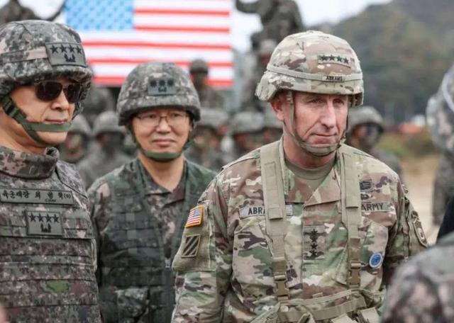 """""""重返台湾""""?这次,美军要在台部署4个师?-第1张"""