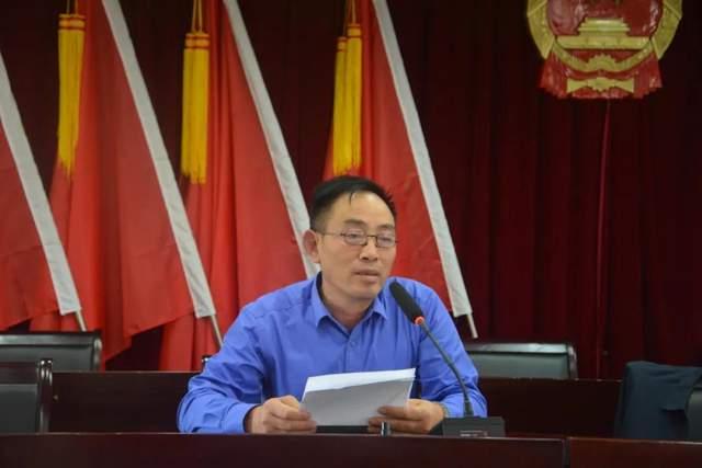 海安市南莫镇召开安全生产重点工作会议