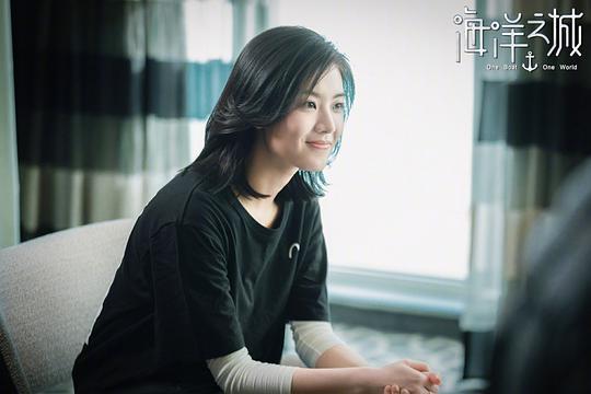 王丽坤剧中造型美丽动人,气质出众