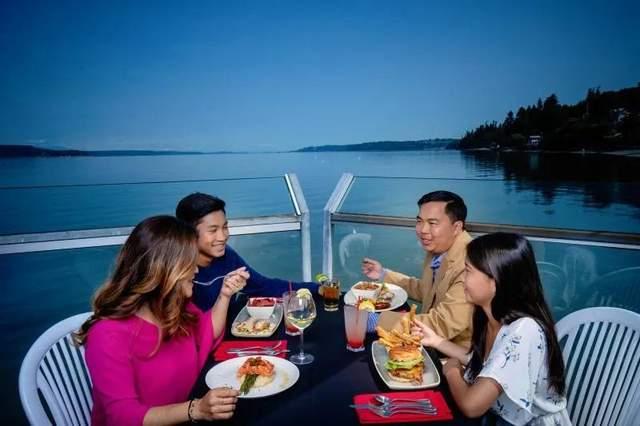 到西雅图旅游不要错过的10个户外餐厅,这里用餐更安全