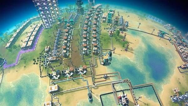 谁说宇宙不能种田?模拟经营游戏《戴森球计划》1月21日发售 业界信息 第3张