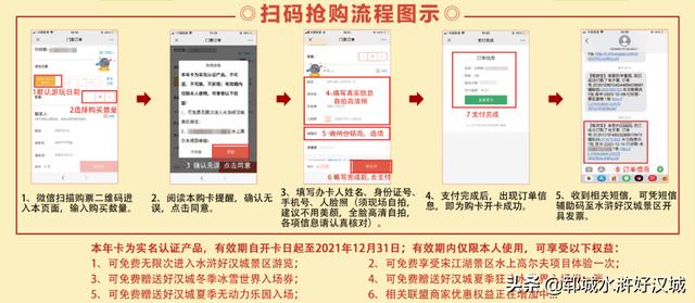 郓城水浒好汉城景区年卡介绍,你想了解的问题都在这里!(图4)