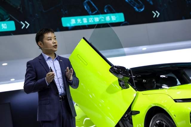 极致产品+创新营销 小鹏汽车用惊艳的ENDING告别2020最后一个车展