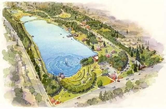 南西雅图周边的特色公园