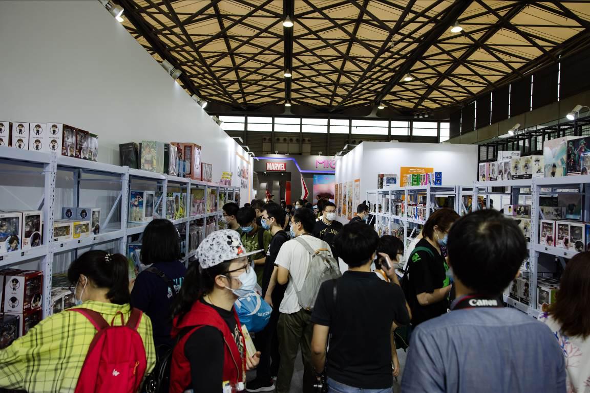 WF2020上海-GoodSmile展台精彩回顾,1比1等身赵灵儿惊艳全场 业界信息 第26张
