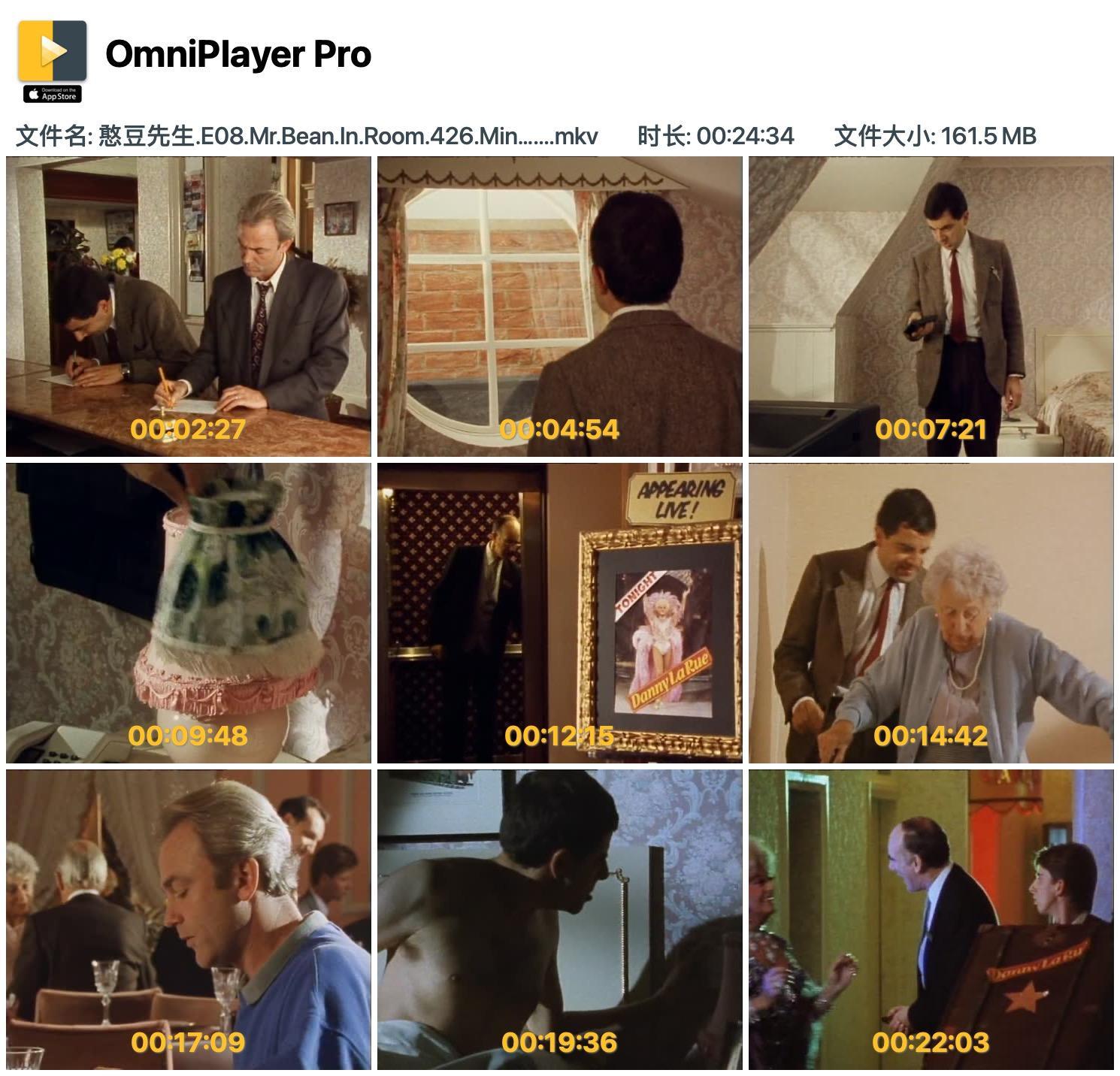 憨豆先生系列短篇合集的图片-高老四博客