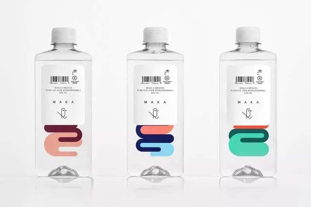 矿泉水的包装设计,也可以这么好看!