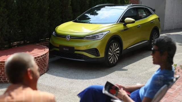 「汽车V报」上汽大众ID.4 X预售价公布;现代Bayon更多预告图曝光-20210122