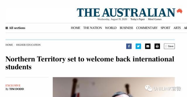 今天!又一个州重启留学生返澳计划!隔离费用曝光,这是要集体回归的节奏?