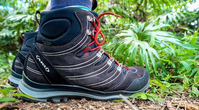 意大利品牌AKU徒步登山鞋实测,户外徒步登山人的选择