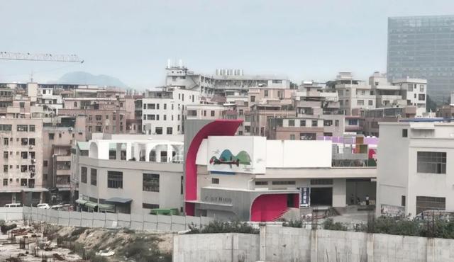 这个魔幻超现实的图像之城刷新你对城中村的想象插图