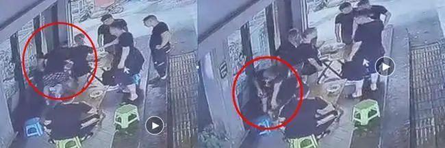 360d6cb08b9a4eae89bd9105ca7e2e96 - 女子吃宵夜拒绝陌生男搂抱摸脸遭暴打,行政拘留