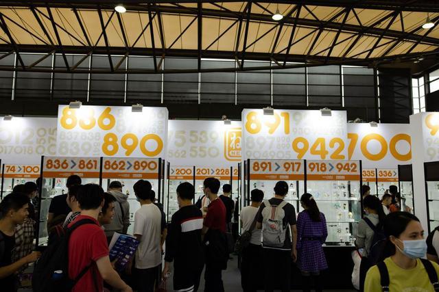 WF2020上海-GoodSmile展台精彩回顾,1比1等身赵灵儿惊艳全场 业界信息 第13张