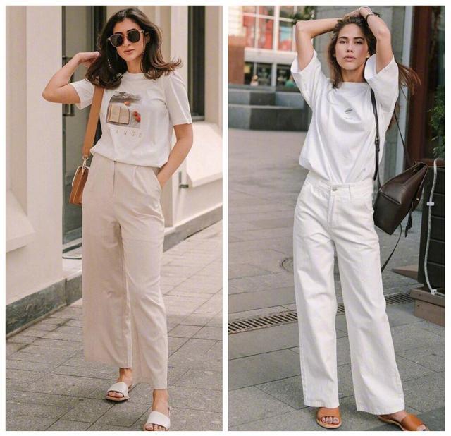 秋季如何将简单服装穿出时髦感?试试这些搭配思路,好看又有气质