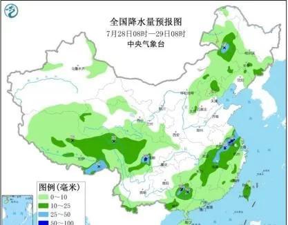 长江中下游29日后进入高温少雨模式7月大概率将出现 空台