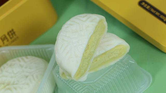 榴芒一刻冰皮月饼,享受那一份万千宠爱于一身的舌尖甜蜜