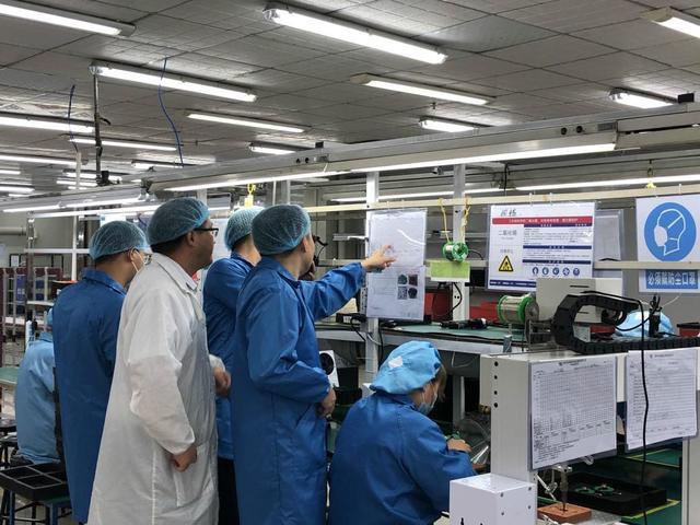 Camsense欢创科技最新产线投入使用:激光雷达产能提升三倍