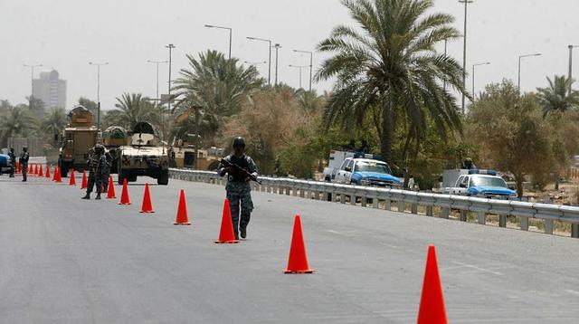 英媒:英外交车伊拉克遇袭 尚不清楚是谁发动此次袭击