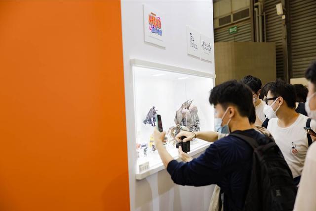 WF2020上海-GoodSmile展台精彩回顾,1比1等身赵灵儿惊艳全场 业界信息 第9张