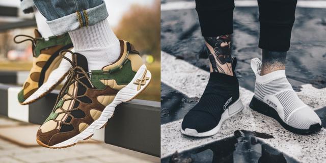 下雨也能穿潮鞋,盘点这五双Gore-Tex运动鞋