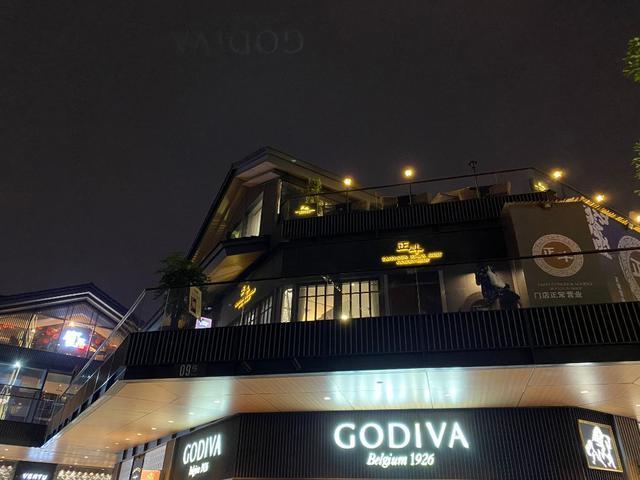 实拍对比,荣耀30 Pro+的夜拍表现能否战胜iPhone 11 Pro Max?-VDGER