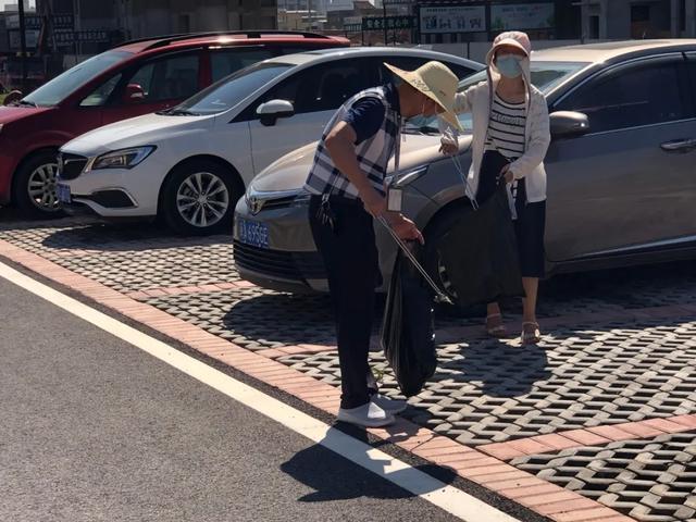 涵江医院党委开展爱国卫生大扫除主题党日活动