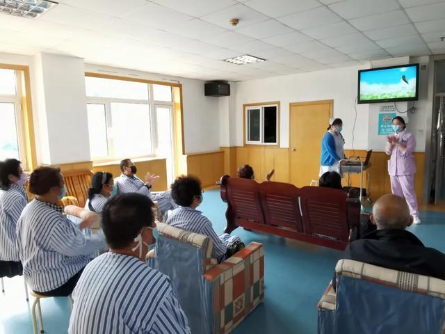 大连港医院开展「预防血栓、挽救生命」健康知识讲座