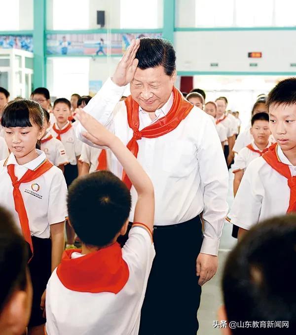 《【恒达品牌】习近平:思政课是落实立德树人根本任务的关键课程》