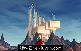 [20-07-16] – Melisandre女孩拥抱大自然C4D动画工程文件分享