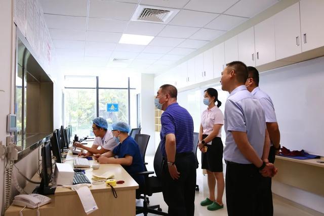 专家来了!中国卒中学会何士大秘书长莅临北部宽仁医院指导卒中中心建设