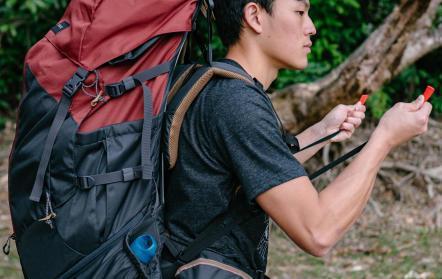 调整户外背包的技巧,让旅途出行更舒适