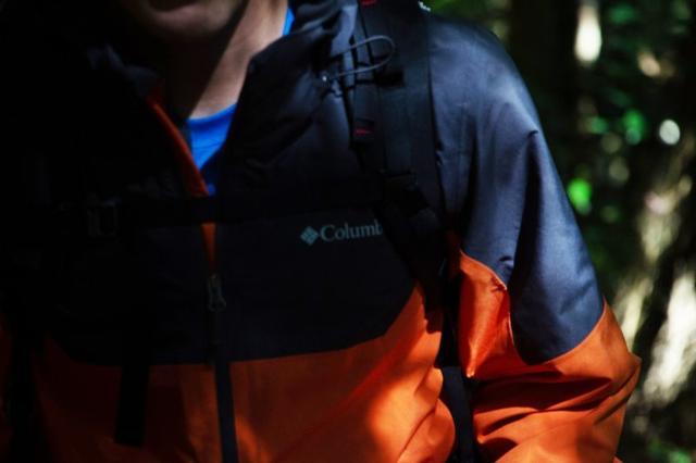 驴友评测Columbia哥伦比亚三合一冲锋衣,天冷穿它没错