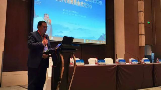 内分泌科焦凯教授首次代表西安高新医院参加高峰论坛并做专题报告
