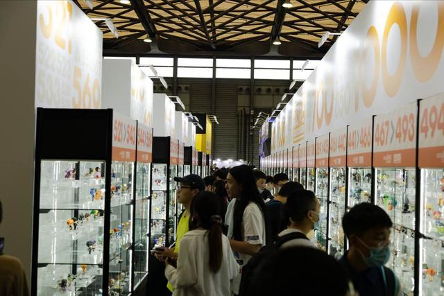 WF2020上海-GoodSmile展台精彩回顾,1比1等身赵灵儿惊艳全场 业界信息 第14张