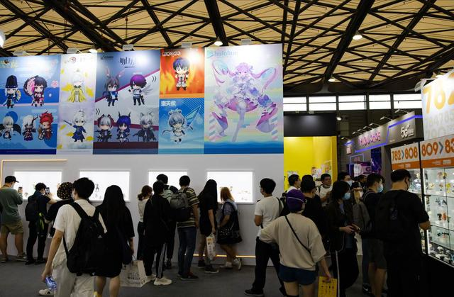 WF2020上海-GoodSmile展台精彩回顾,1比1等身赵灵儿惊艳全场 业界信息 第11张