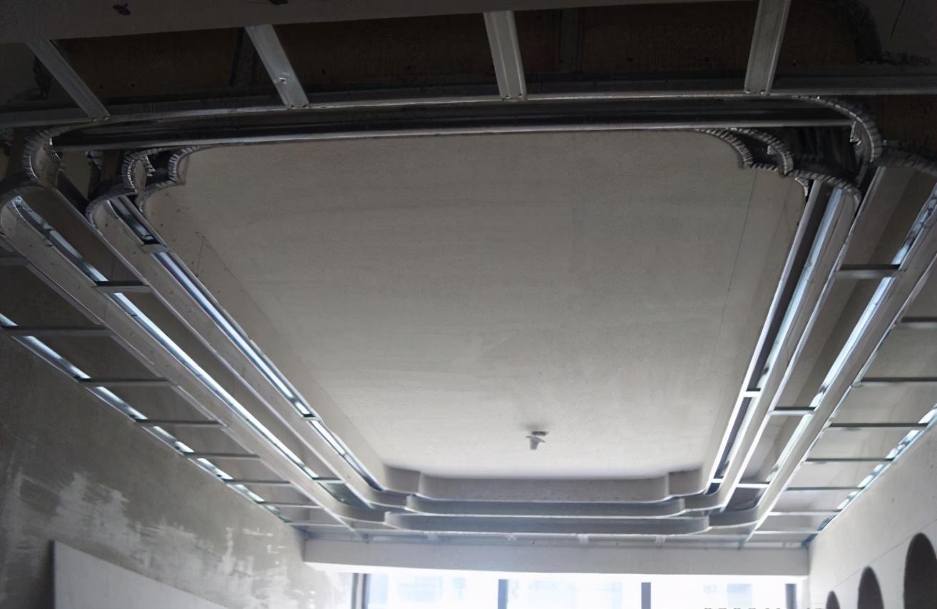 金牌老工长告诉你:吊顶如何处理可避免开裂 装修 吊顶 第2张