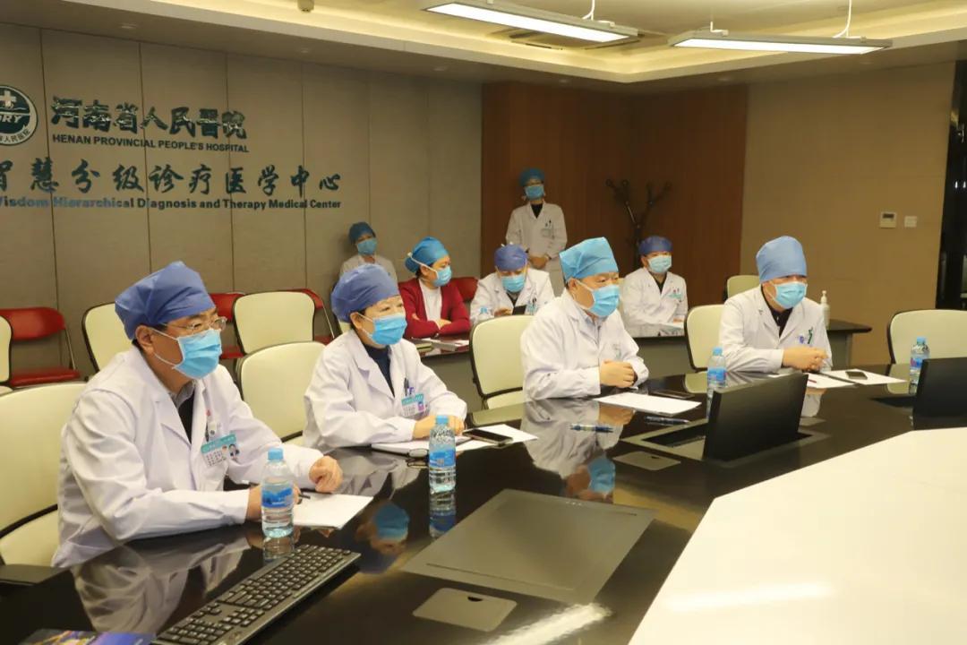 河南省人民医院五届蝉联全国文明单位