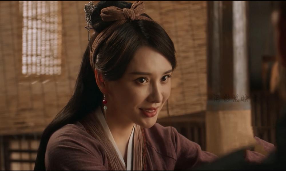 这样美的潘金莲,西门庆也忍不住呀《武松血战狮子楼》  潘金莲 第1张