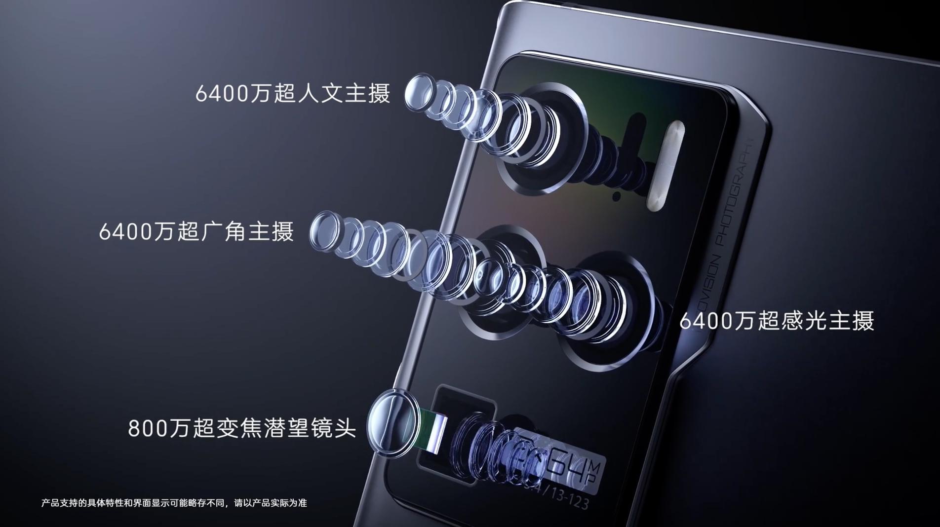 「科技V报」华为P50系列有望使用液态镜头;中兴Axon30 Ultra支持斯坦尼康级防抖-20210408-VDGER