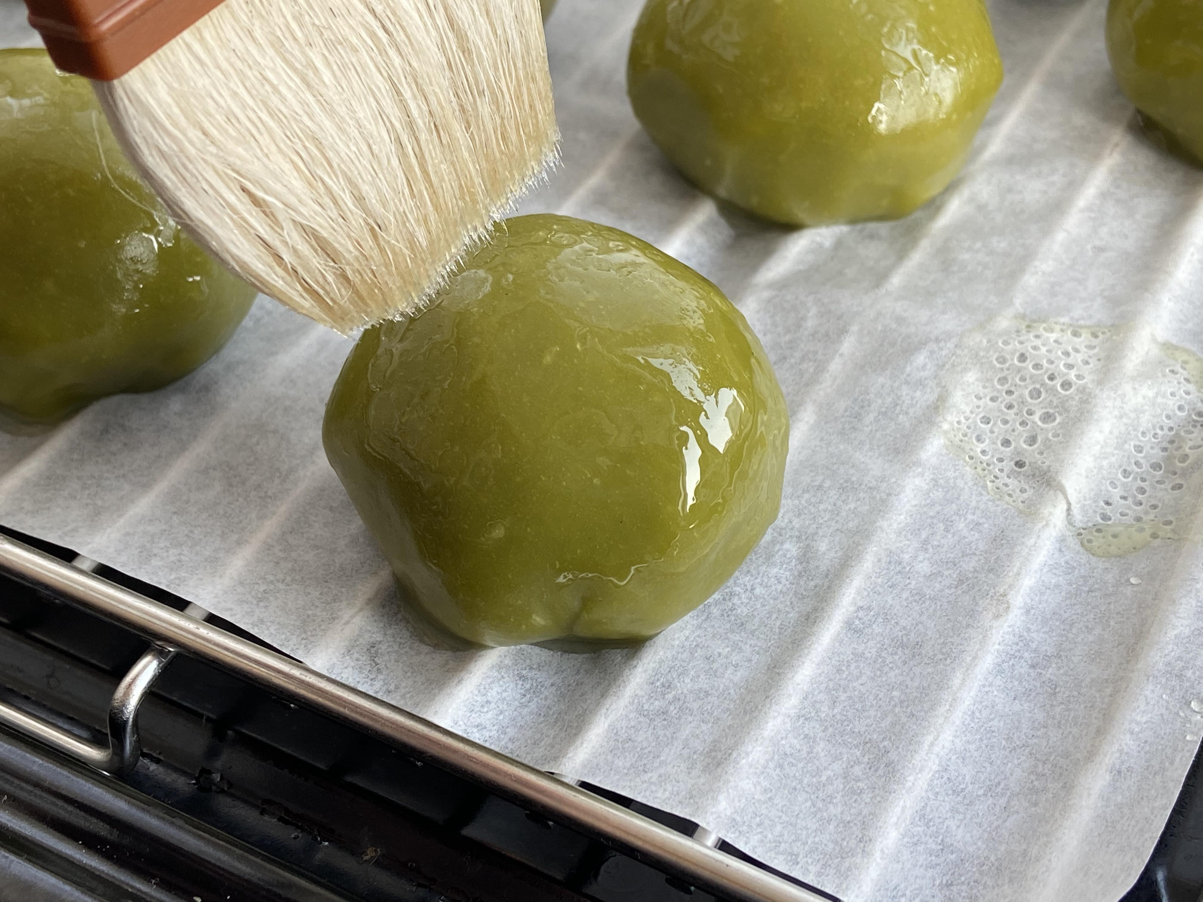 自制青团,清明节必吃的清明果,详细做法保证看一次就会  - 美食,菜谱