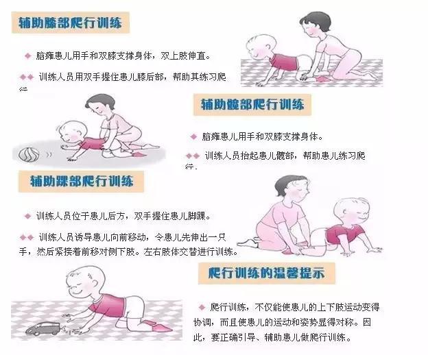 脑瘫儿童家庭康复指导