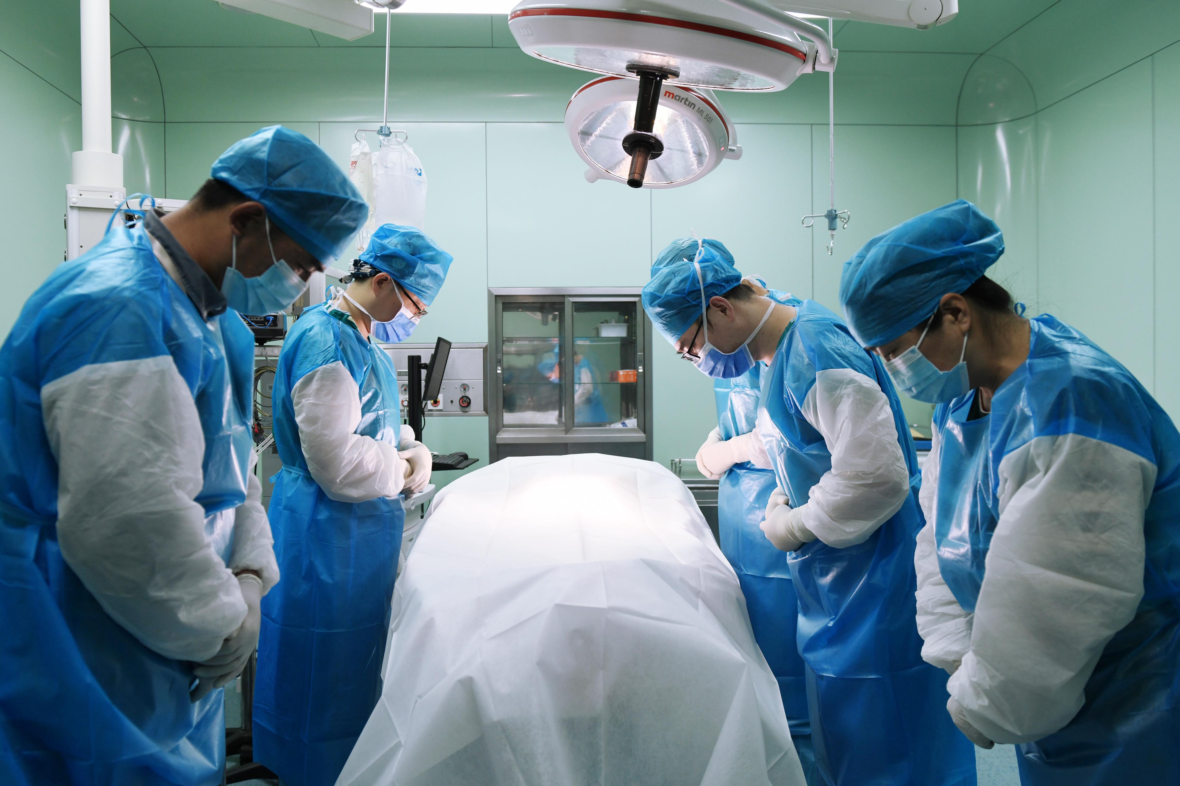 致敬器官捐献者:她的生命在五个人身上延续!