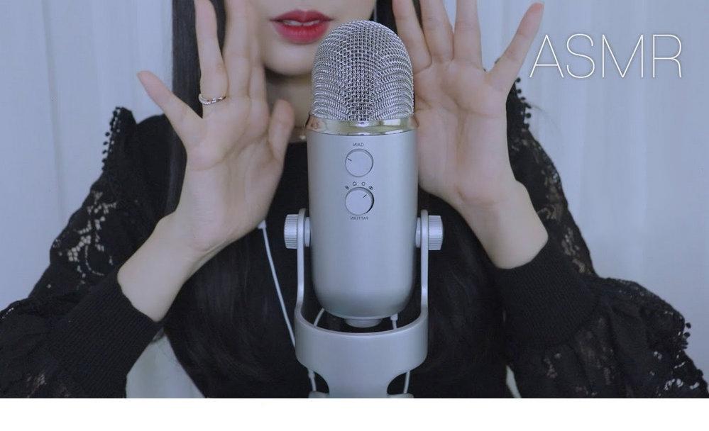 催眠大师:韩国小姐姐wooyeon的助眠口腔音  ASMR wooyeon 第1张