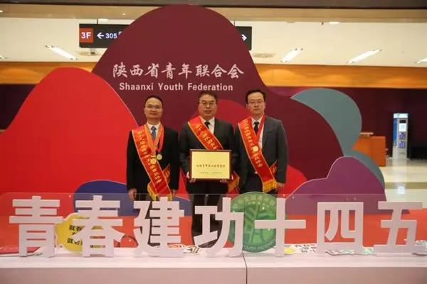 西安交通大学第二附属医院青年团体及个人再获殊荣