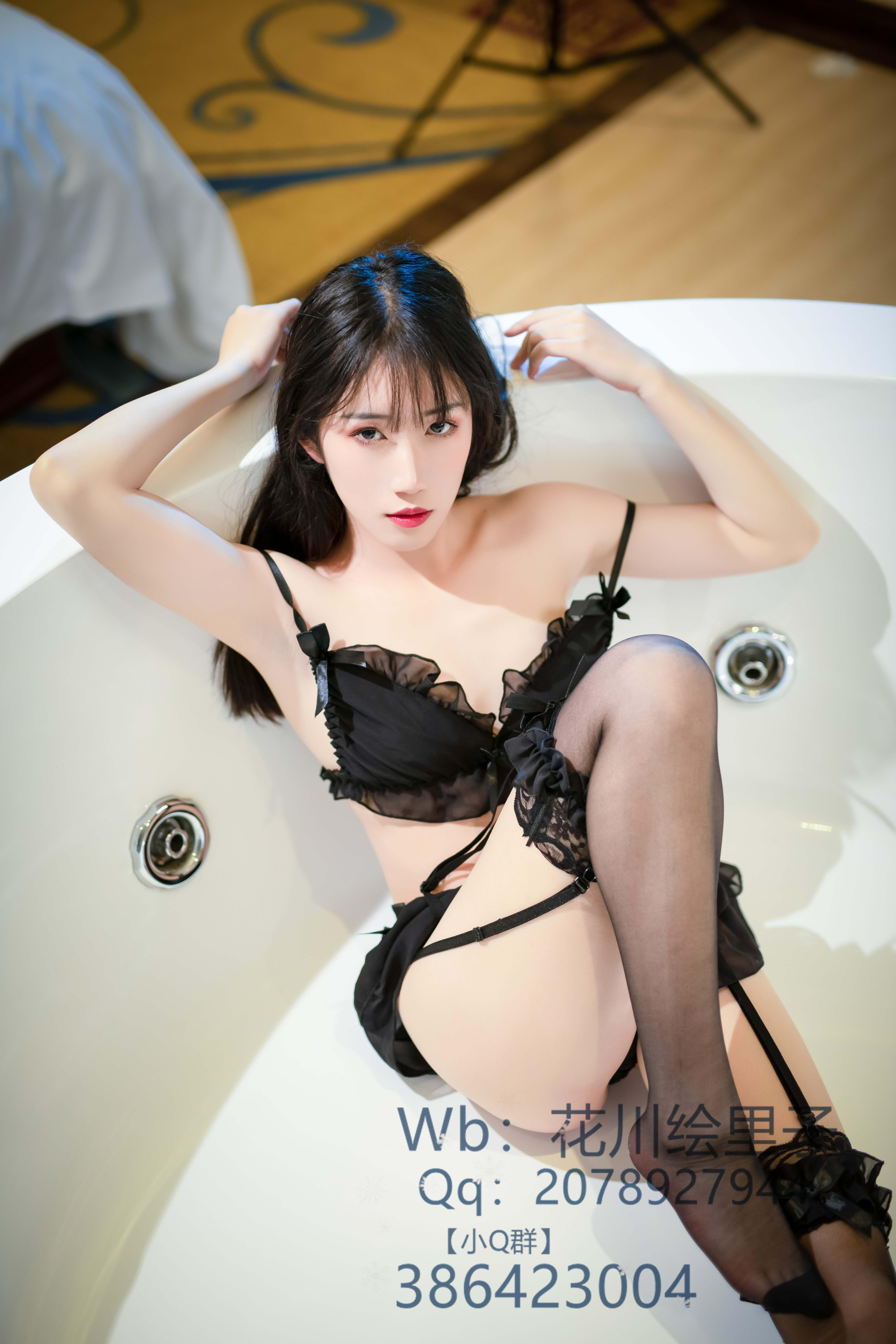 B站主播@花川绘里子 4K原图5套写真合集cos分享【125P 1.04G】