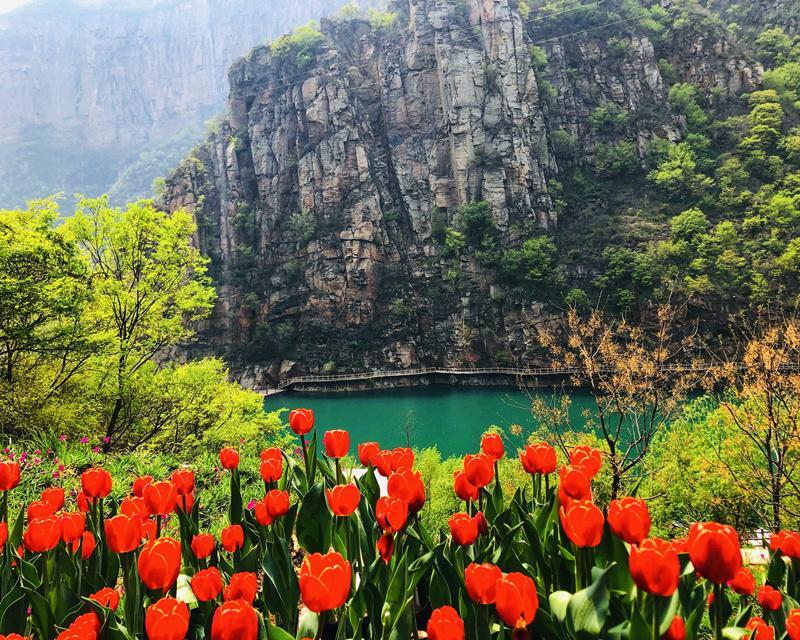 线路:宝泉景区一日游 | 发现中国之美  宝泉秘境!崖上太行 瀑布奇观