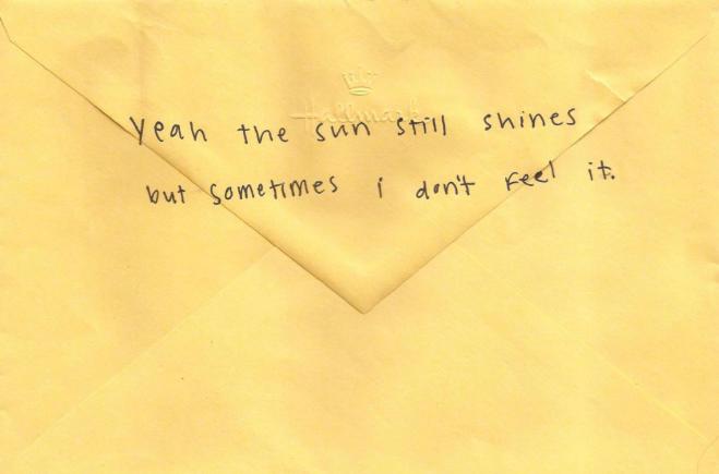 能陪伴我孤独中痛哭吧