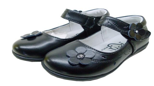 【钜惠价】春秋款KT女童单鞋 女童皮鞋演出鞋真皮公主鞋27-30码