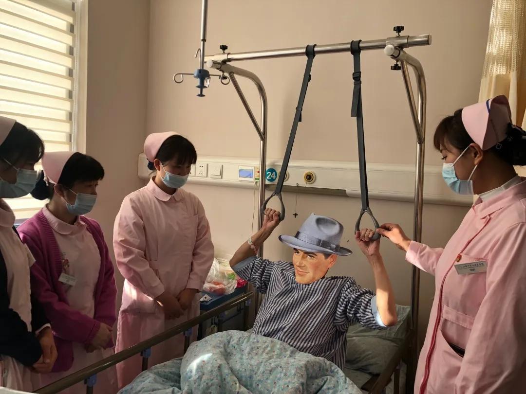 上海市第二康复医院用爱照亮患者康复之路